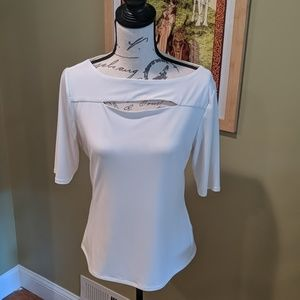 Grace Short Sleeve Blouse